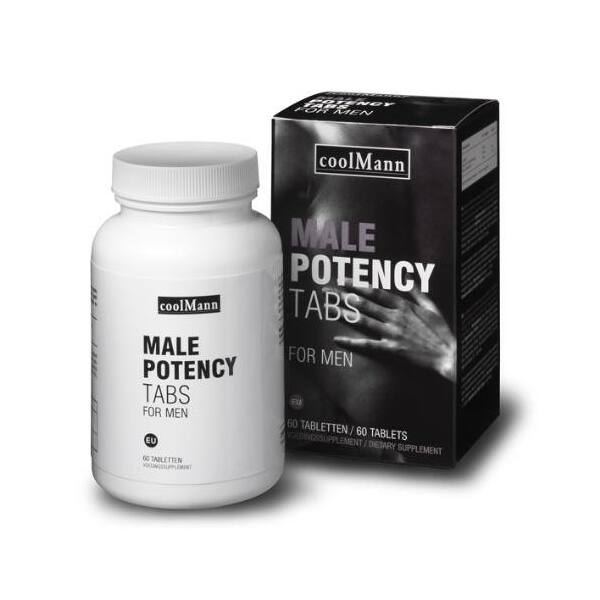 MALE POTENCY - 60 DB