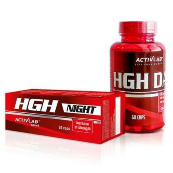 ACTIVLAB HGH NIGHT - 60 DB