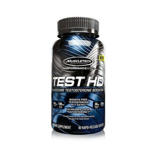 MUSCLETECH PERFORMANCE SERIES TEST HD - 90 DB