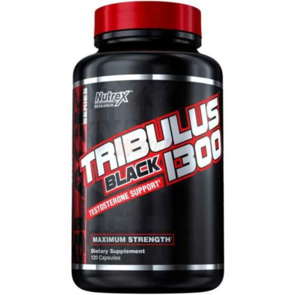 NUTREX TRIBULUS BLACK 1300 - 120 DB