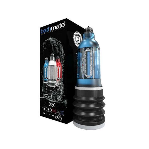 BATHMATE HYDROMAX-X30 WIDE BOY BLUE