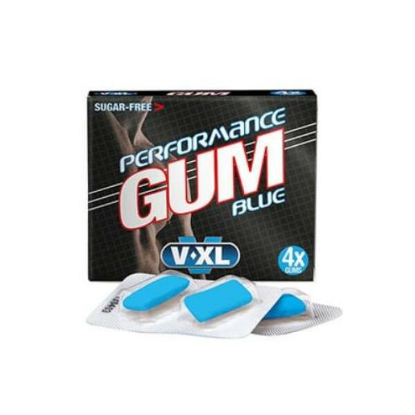 V-XL GUM BLUE - 4 DB