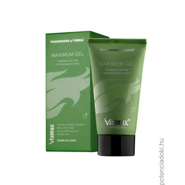 MAXIMUM GEL - 50 ML