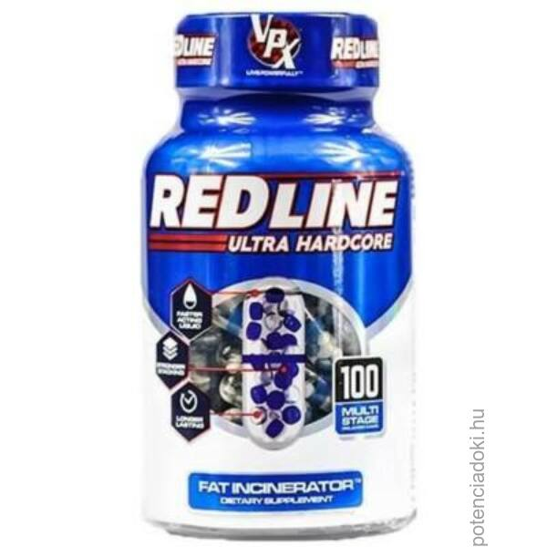 VPX REDLINE ULTRA HARDCORE - 100 DB