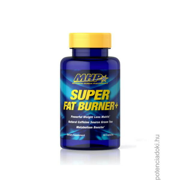 MHP SUPER FAT BURNER+ - 60 DB