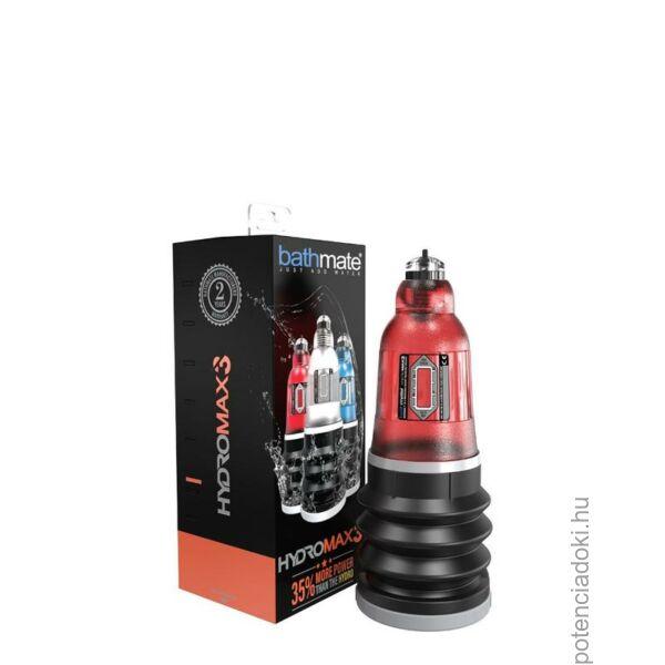 BATHMATE HYDROMAX3 - RED