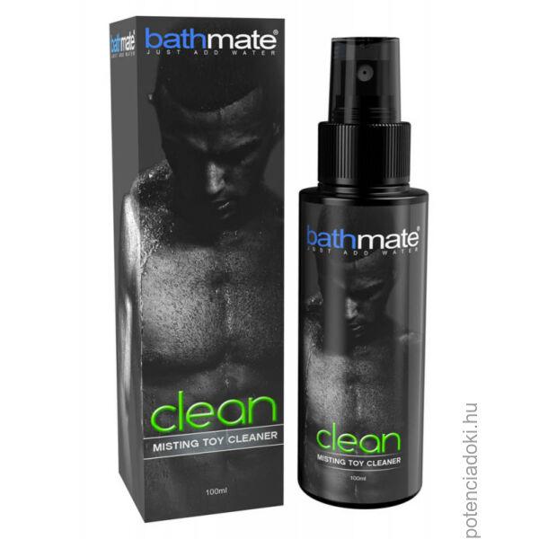 BATHMATE Clean misting toy cleaner (Eszköz tisztító és fertőtlenítő) - 100 ml