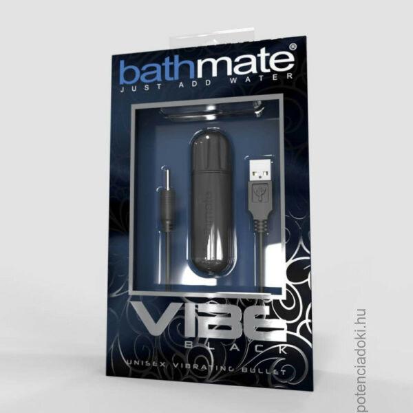 BATHMATE Vibe Black minivibrátor