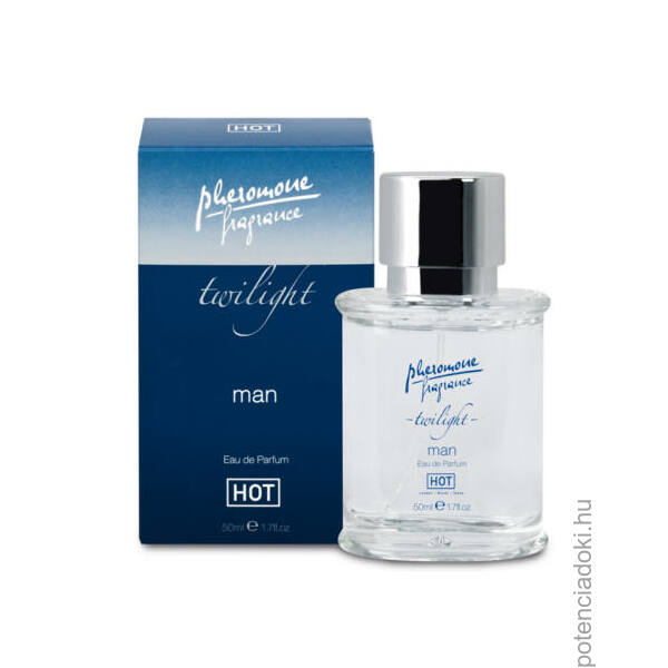 "HOT MAN PHEROMONPARFUM ""TWILIGHT"" - 50 ML"