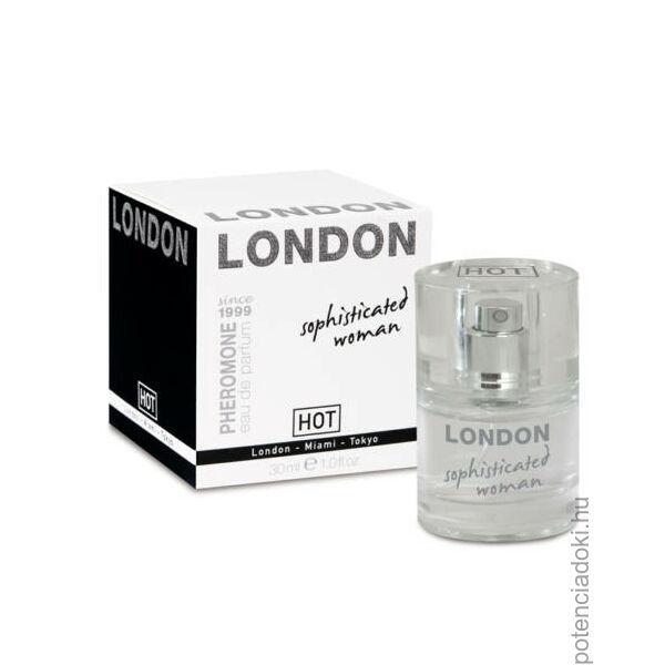 HOT PHEROMON PARFUM LONDON SOPHISTICATED WOMAN - 30 ML