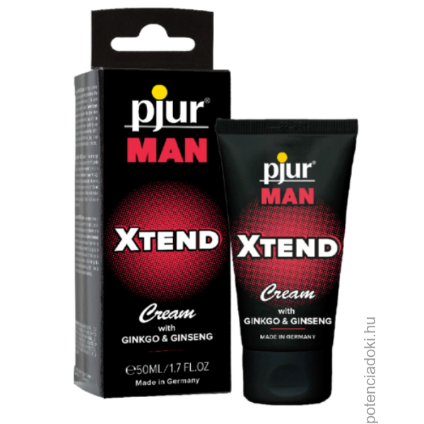 MAN XTEND CREAM - 50 ML