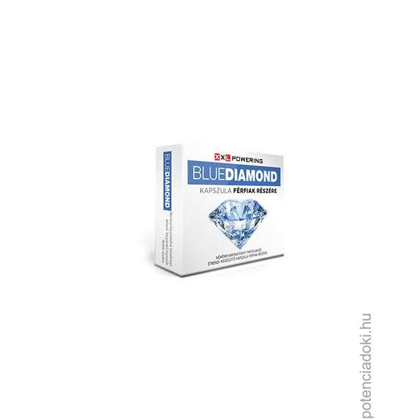 blue diamond kapszula