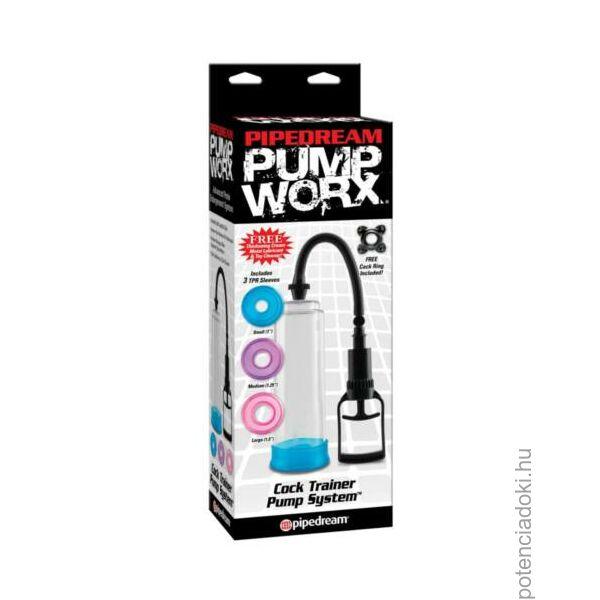 PUMP WORX COCK TRAINER PUMP SYSTEM