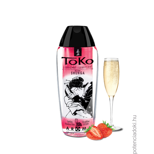 TOKO AROMA LUBRICANT CHAMPAGNE STAWBER